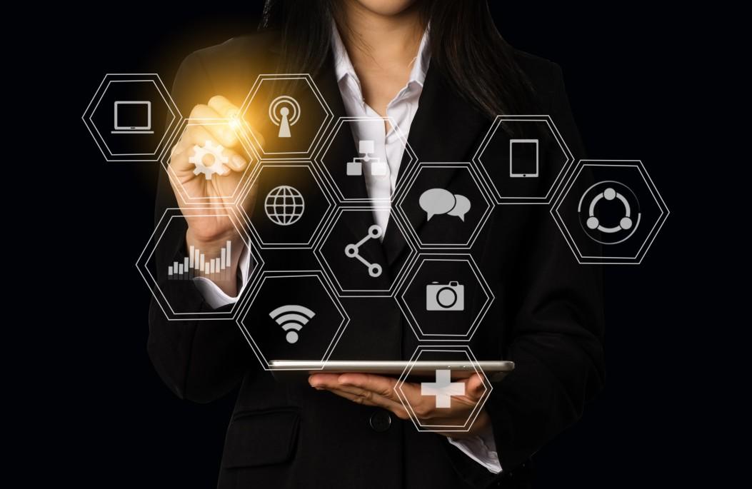 gérer entreprise tablette