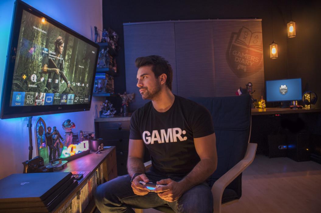 jouer jeux vidéos