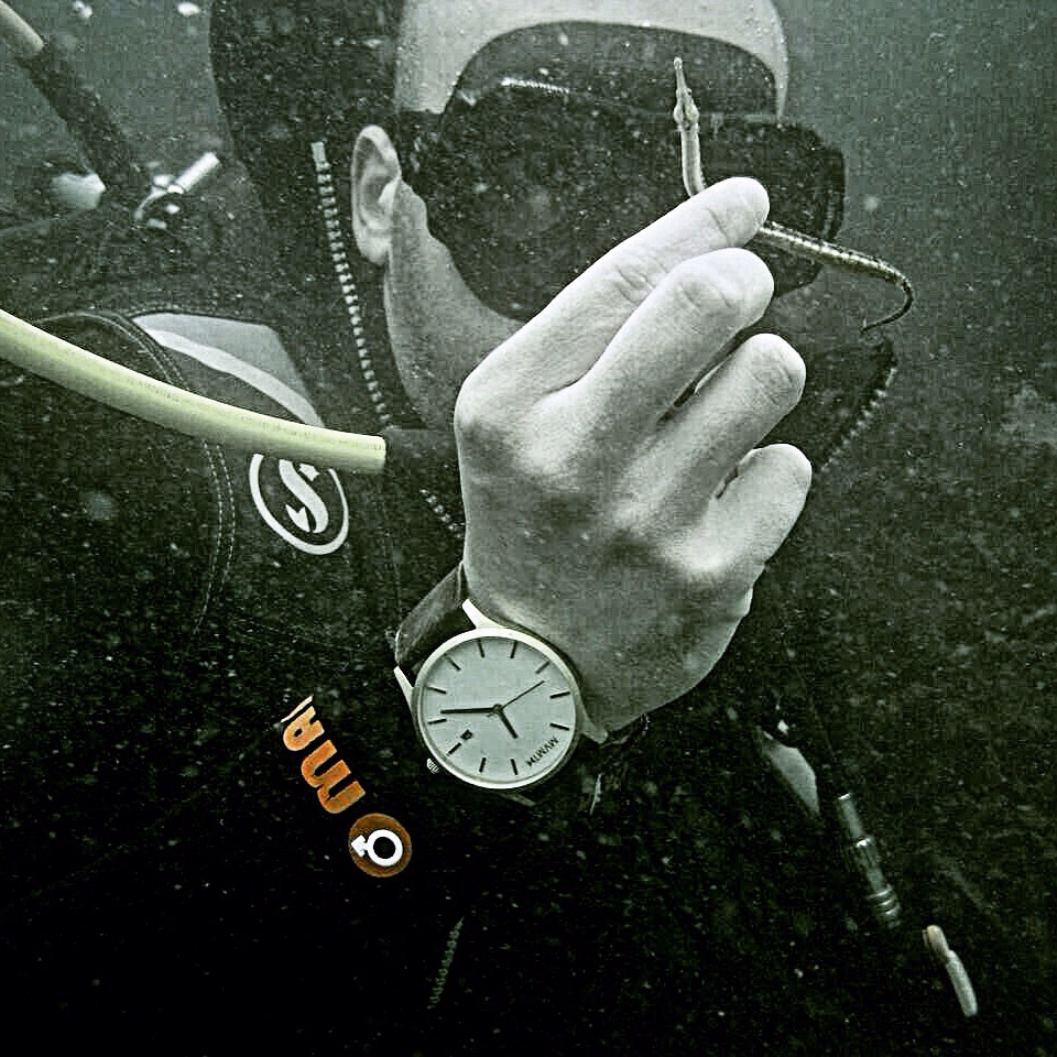 montre plongée